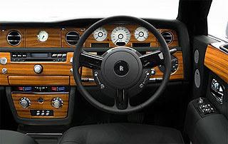 Rolls Royce Phantom Silver 3