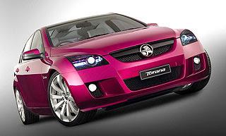 Holden Torana TT36 Hatch Concept 2