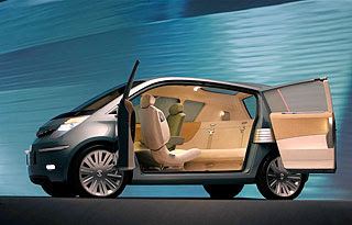 2005 Chrysler Akino Concept Vehicle 4
