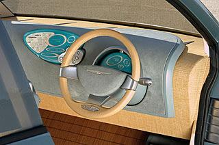 2005 Chrysler Akino Concept Vehicle 5