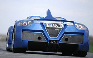 Gumpert Apollo 3