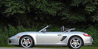 2007 Porsche Boxster S 3