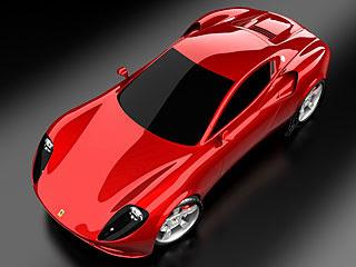 2007 Ferrari Dino Concept Design 4