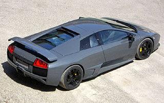 Lamborghini Edo Murcielago LP640 2