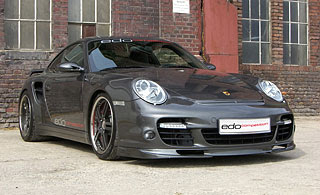 2007 Edo Competition Porsche 997 Shark