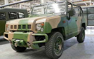 Beijing Military Jeep 2