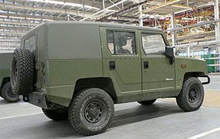 Beijing Military Jeep 3