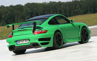 Porsche green 2