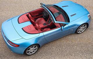 2007 Aston Martin V8 Vantage Roadster 3