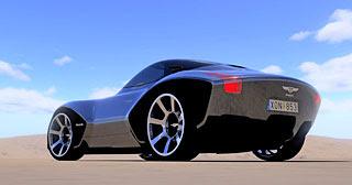 2007 Paulin VR Concept 5