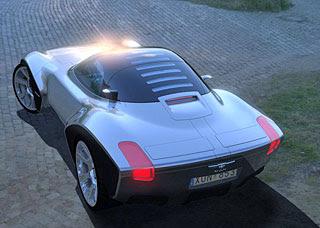 2007 Paulin VR Concept 4