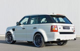 2007 Hamann Conqueror based on Range Rover Sport 3