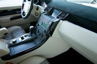 2007 Hamann Conqueror based on Range Rover Sport 4