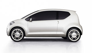 2007 Volkswagen up Concept 3