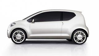 2007 Volkswagen up Concept 3