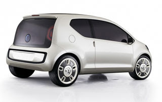 2007 Volkswagen up Concept 4