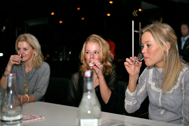 The Ladies Do Vodka At The Rooms of Time Event