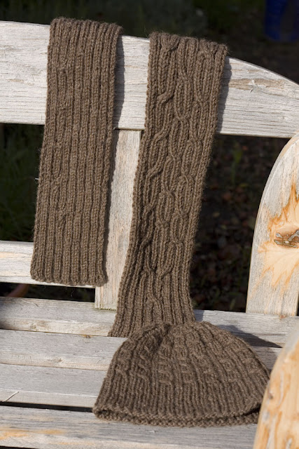 Pattern For A Mens Scarfeasy Pattern Central Knittinghelp
