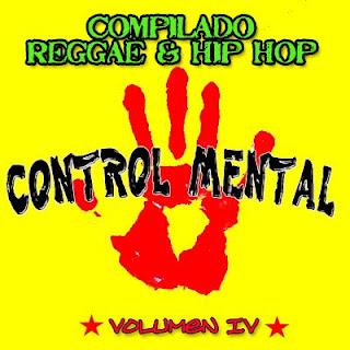Compilado Reggae & Hip Hop - Control Mental Radio Vol 4 Compilado4_cover
