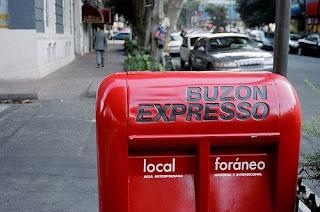 servicio postal mexicano mexpost:
