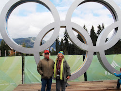 Ray and I at Whistler