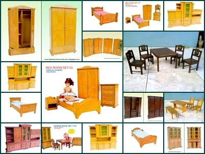 BARBIE Furniture Collection