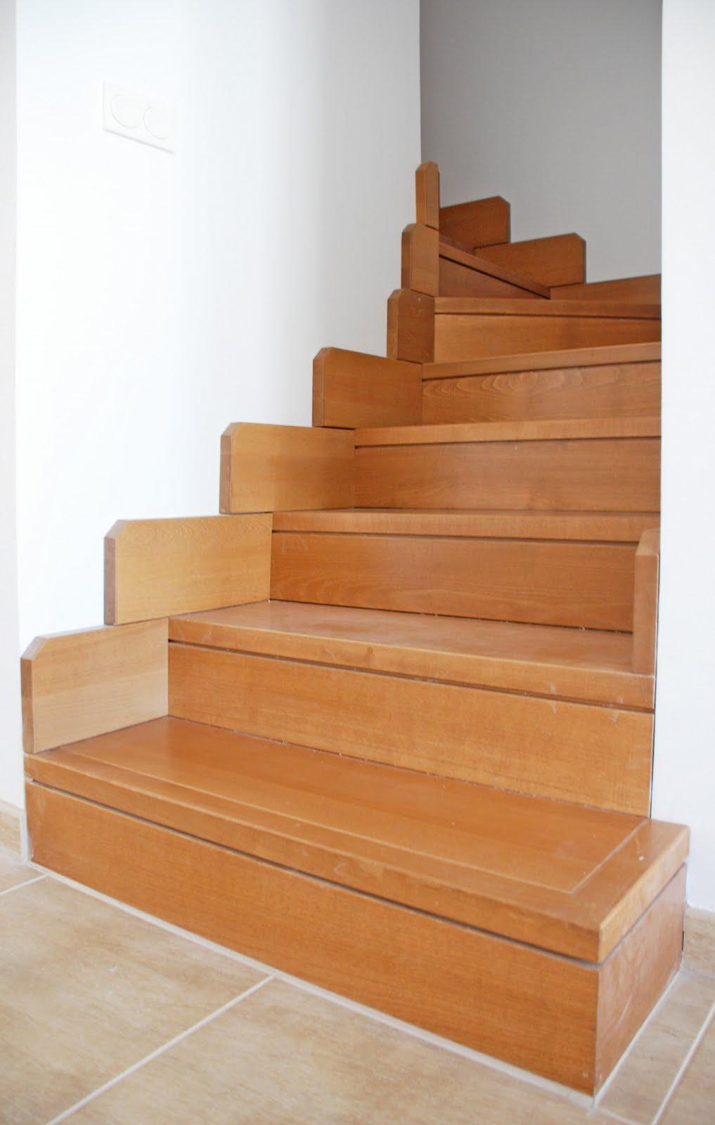 Civitas home memoria de calidades - Gres para escaleras ...
