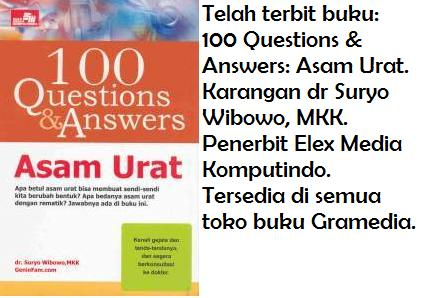 100 Questions & Answers: Asam Urat
