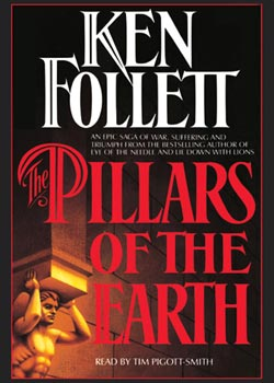 Worlds Made of Words: The Pillars of the Earth - Ken Follett Ken Follett Pillars Of The Earth