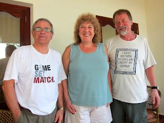 Tom, Mu and Keith