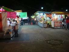 Gente Divirtiendose en Camarón de Tejeda