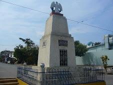 Obelisco Memorial a los Soldados Mexicanos