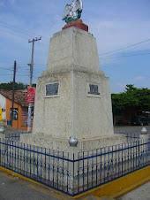 Obelisco parte trasera