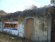 Edificio de estilo Porfiriano en Ruinas