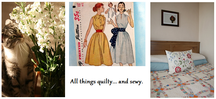 All things quilty... and sewy.