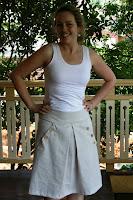 Simplicity skirt 2656.