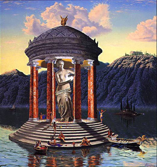the development of ancient greek temples Greek architecture is a very specific and influential type of design, which was   and different types of orders developed, with different styles of architecture.