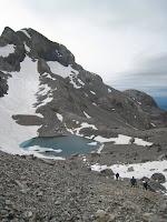 Monte Perdido i Lago Helado