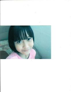 MISSING/Kanak2 hilang - Nur Khairunnisa Syahida