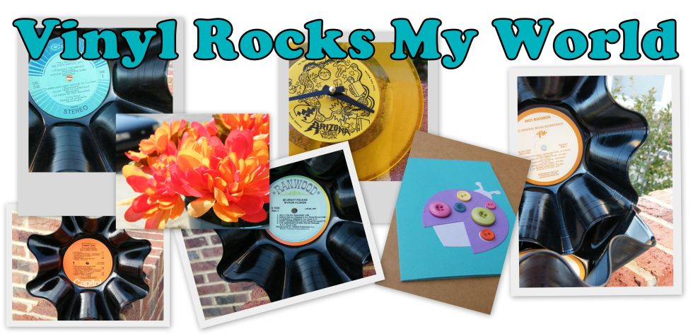 Vinyl Rocks My World