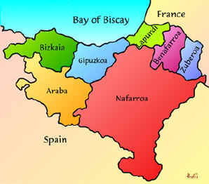 Marko Polo Travels FAQ What is the Basque Country