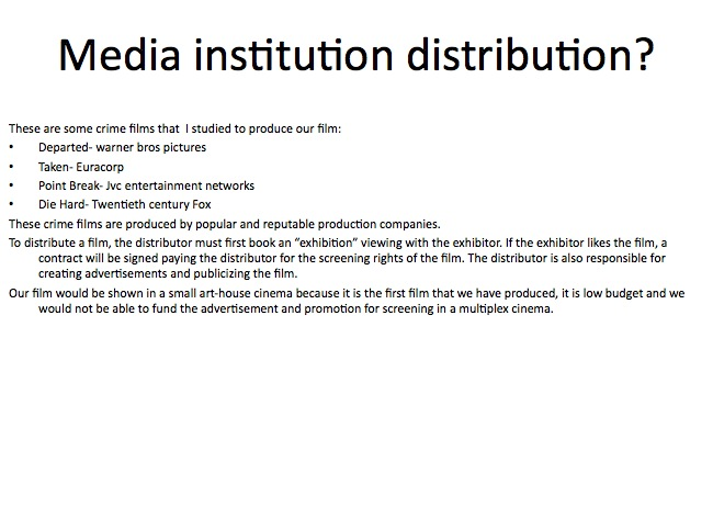 ms3 media coursework evaluation Ms3 media investigation & production internal coursework assessment • a written investigation into a choice of media texts • a media production • an evaluation of how the production is informed by investigative research a2 unit 2 ms4 media: text, industry and audience.
