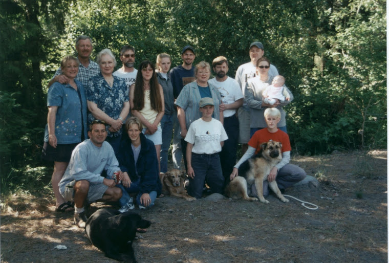 2001 Tanner Family Reunion