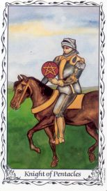 Dating knight of pentacles