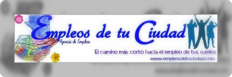 Empleos Chimaltenango