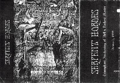 Serpent Hordes Satan's Wrath Unleashed