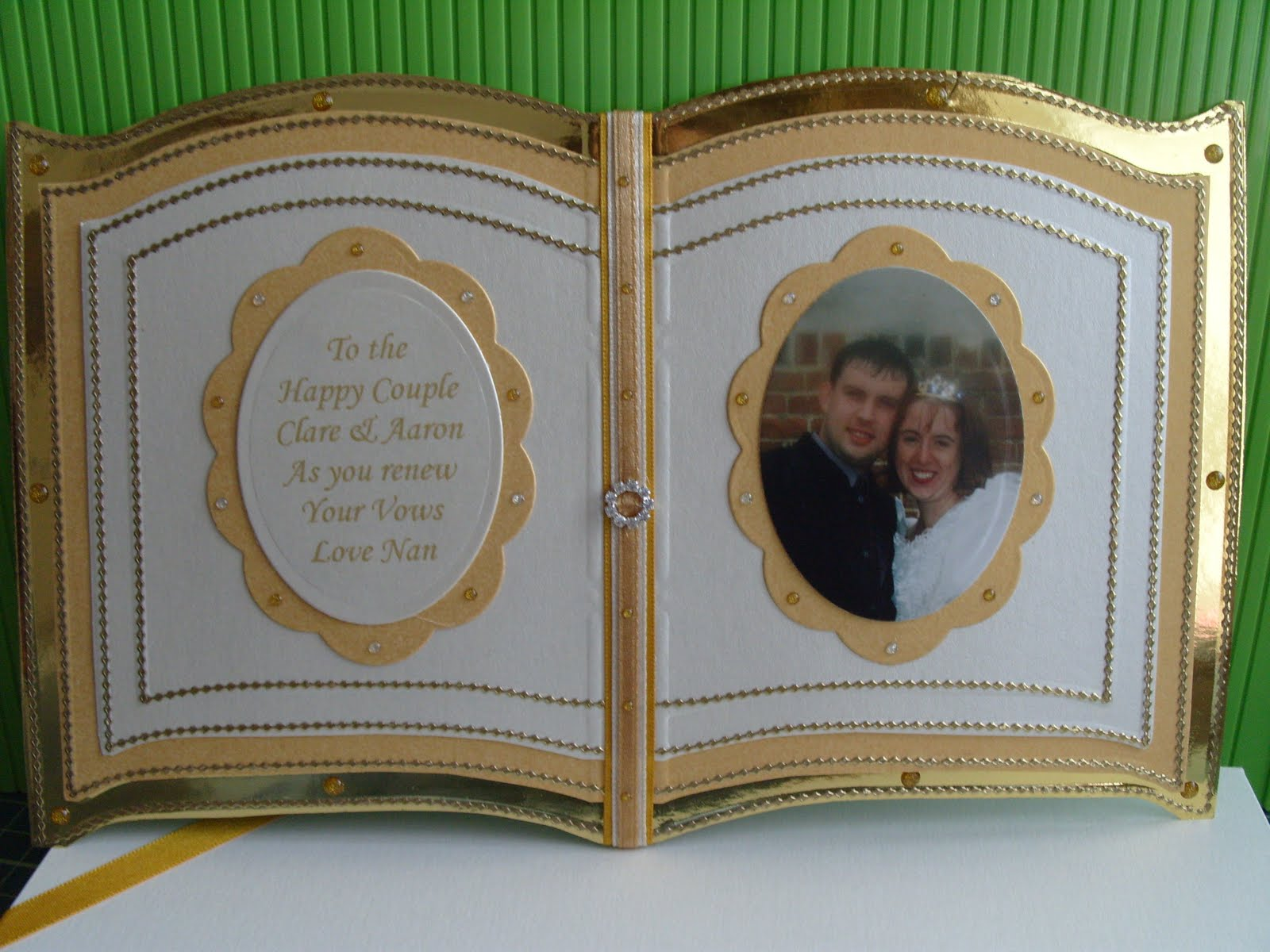 A Wedding Blessing Greeting Card - Zazzle.com.au