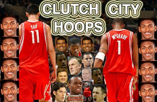 Clutch City Hoops