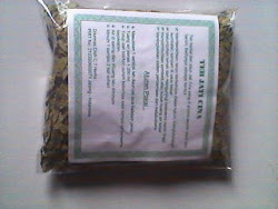 Teh Daun Jati China ( Pelangsing ) Best seller