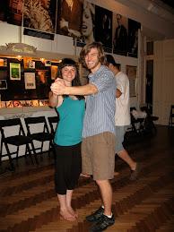 Practicando el Tango!